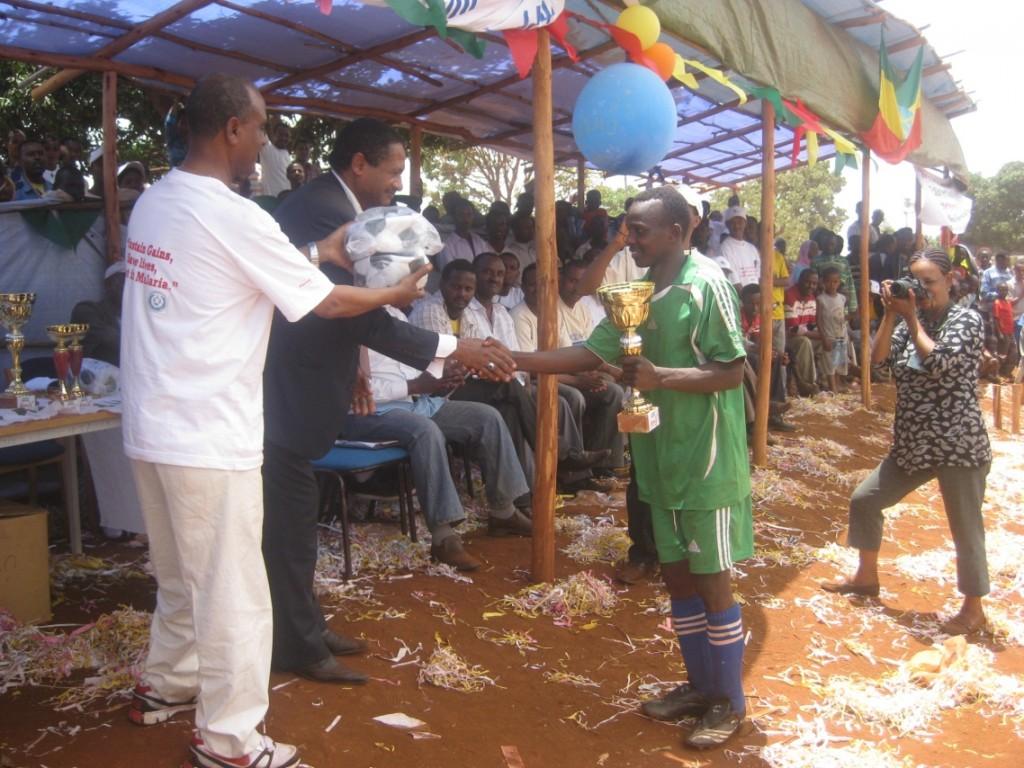 World Malaria Day Ethiopia