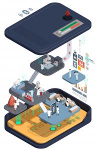 Visualisation of digital diagnostic technology