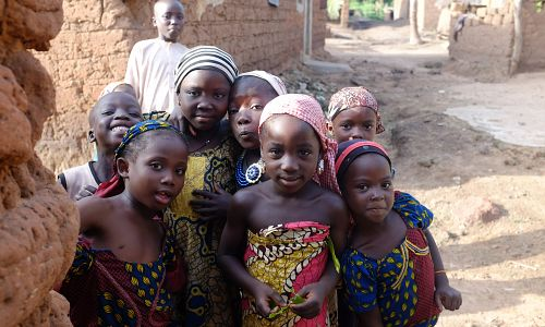 £200 could protect 50 children from malaria through seasonal malaria chemoprevention