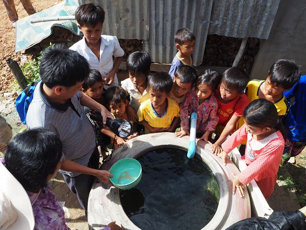 Photo for: Engaging teachers and students to control dengue in Myanmar