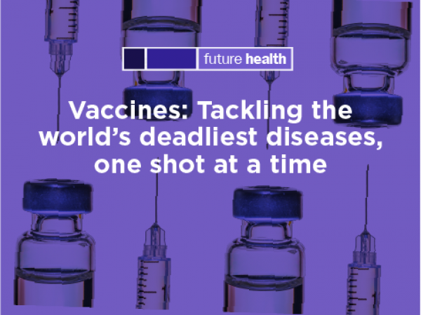 Photo for: Vaccines: Tackling the world's deadliest diseases, one shot at a time