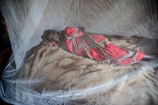 Photo for: How can we protect pregnant women from malaria?