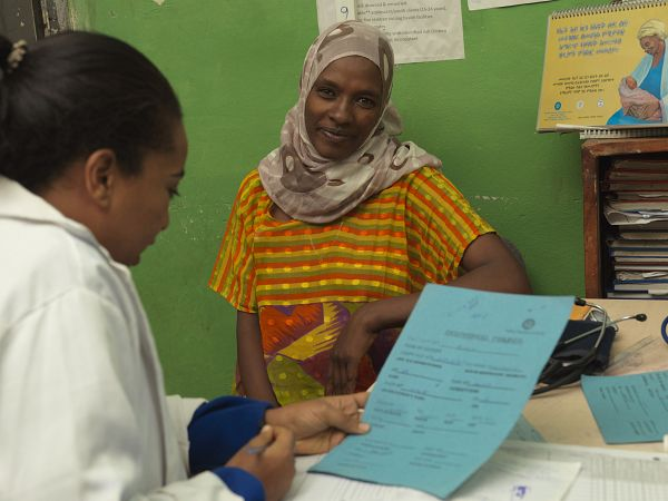 Photo for: Improving neglected tropical disease (NTD) services and integrating into primary healthcare