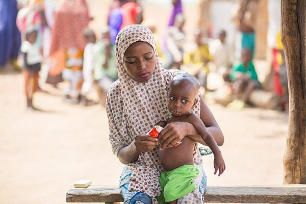 Photo for: Improving access to treatment for severe acute malnutrition in Nigeria