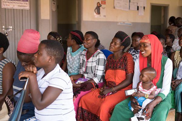 Photo for: MAPD Uganda - Using SMS to prevent malaria in pregnancy