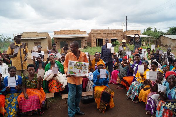 Photo for: MAPD Uganda - Communities supporting and sustaining VHTs