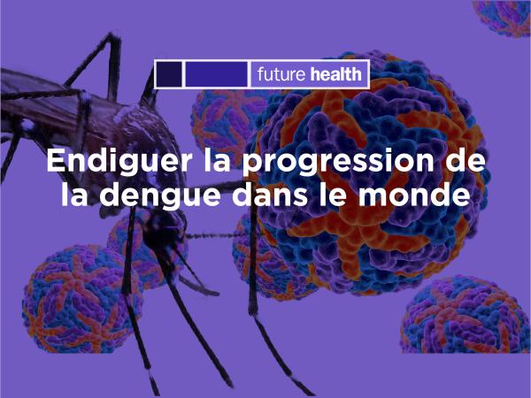 Photo for: Endiguer la progression de la dengue dans le monde