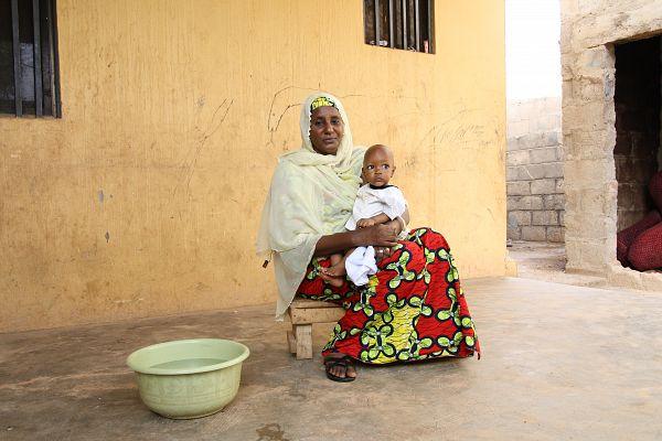Photo for: Reducing the malaria burden in Nigeria