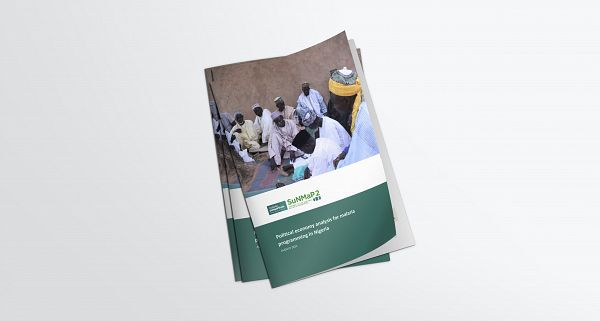 Photo for: Political economy analysis for malaria programming in Nigeria