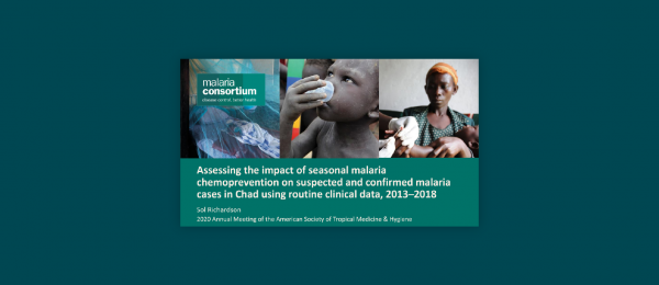 Photo for: Assessing the impact of seasonal malaria chemoprevention on suspected and confirmed malaria cases in Chad using routine clinical data, 2013–2018