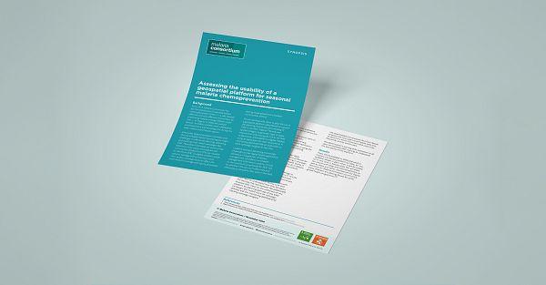 Photo for: Assessing the usability of a geospatial platform for seasonal malaria chemoprevention