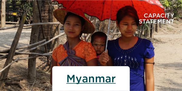 Photo for: Malaria Consortium Myanmar