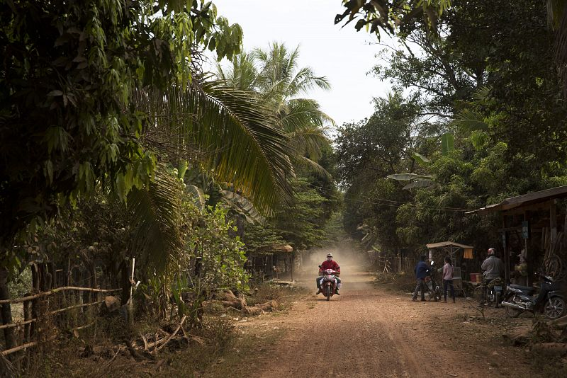 Expanding mobile malaria services to hard-to-reach communities in northern Cambodia