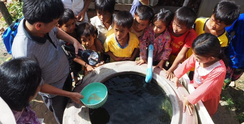 Engaging teachers and students to control dengue in Myanmar