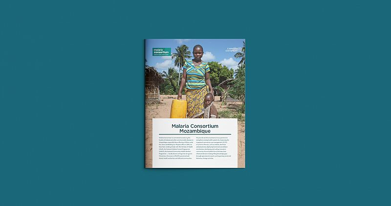 Malaria Consortium  Mozambique