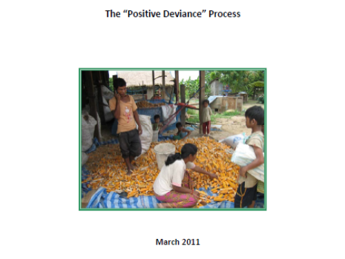 "Photo for: An Innovative Approach to Improve Malaria Outcomes Among Mobile and Migrant Workers in Cambodia: The ""Positive Deviance"" Process"