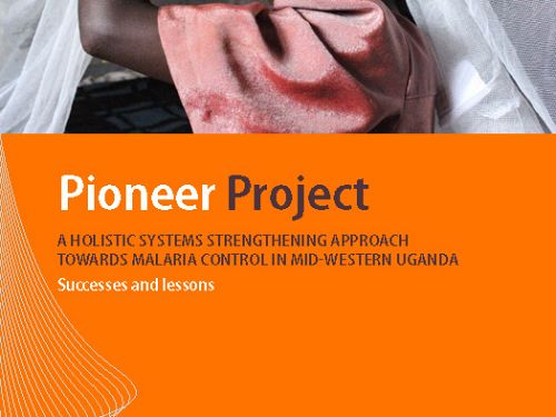 Photo for: Pioneer project 2009–2014: A holistic systems strengthening approach towards malaria control in midwestern Uganda