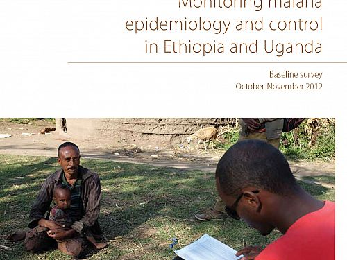 Photo for: Monitoring malaria epidemiology and control in Ethiopia and Uganda: Baseline survey