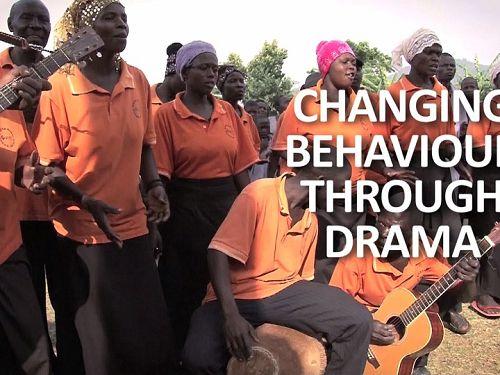 Photo for: Changing behaviour through drama