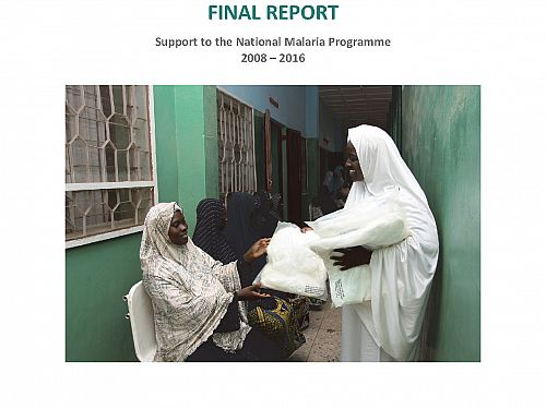 Photo for: Support to National Malaria Programme 2008–2016