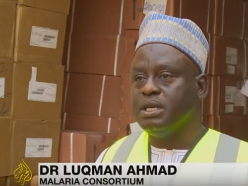 Photo for: Nigeria works to curb spread of malaria