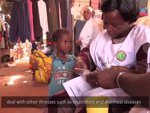 Photo for: Seasonal Malaria Chemoprevention: A promising investment for the Sahel