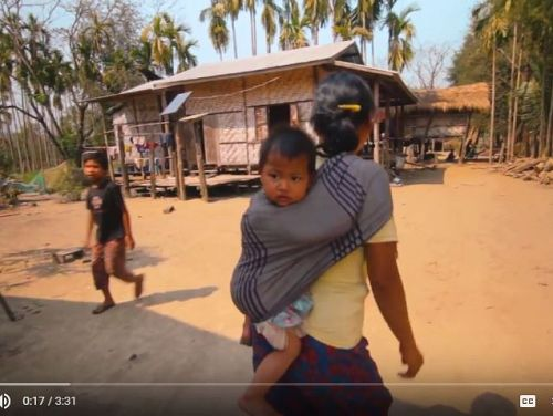 Photo for: Étoffer le rôle des volontaires pour lutter contre les maladies infantiles dans les zones rurales de Birmanie