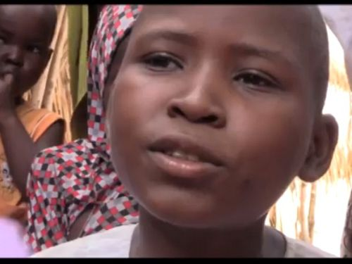 Photo for: VOX Nigeria: A young boy on malaria and SMC