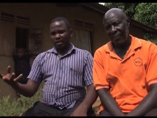 Photo for: VOX Uganda: Village health worker on using drama to reduce malaria