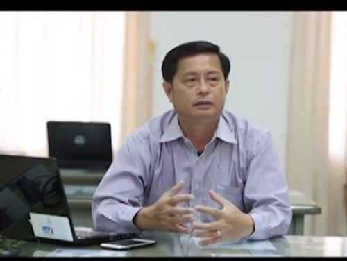 Photo for: VOX Cambodia: Dr Hai Ra on dengue control