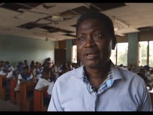 Photo for: VOX Nigeria: School teacher on behaviour change / SuNMaP
