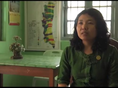 Photo for: VOX Myanmar: Deputy DMO on malaria volunteers providing more services