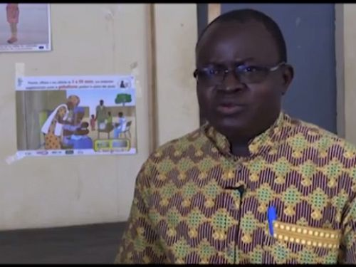Photo for: VOX Burkina Faso: Dr Yacouba, NMCP Coordinator, on benefits of SMC