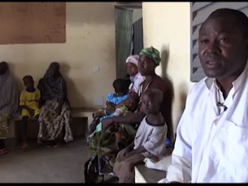 Photo for: VOX Burkina Faso: a nurse on effectiveness of SMC