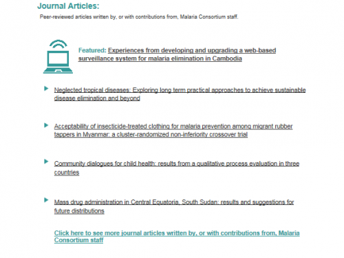 Photo for: Our first publications newsletter: Highlights from our recent publications