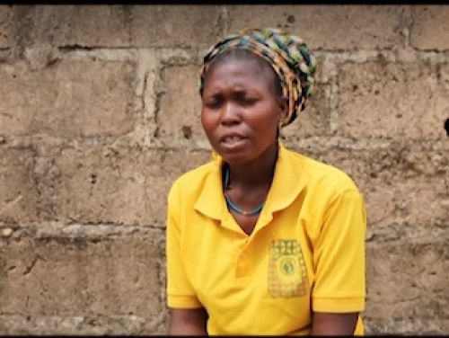 Photo for: VOX Burkina Faso: A mother talks about how SMC has affected her family