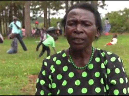 Photo for: VOX Uganda: a grandmother on protecting herself from malaria