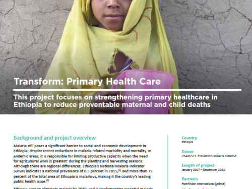 Photo for: Transform: Primary Health Care