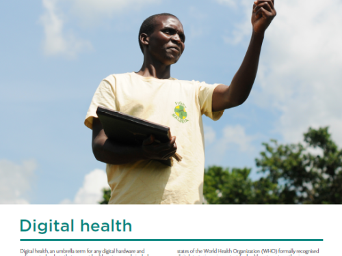 Photo for: Digital health capacity statement