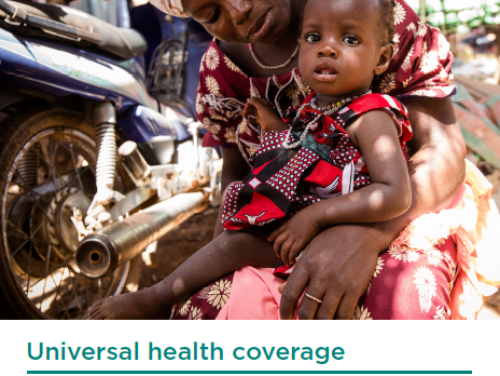 Photo for: Universal health coverage capacity statement