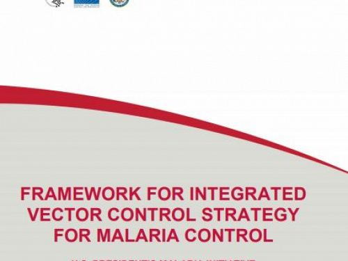 Photo for: Framework for integrated vector control strategy for malaria control