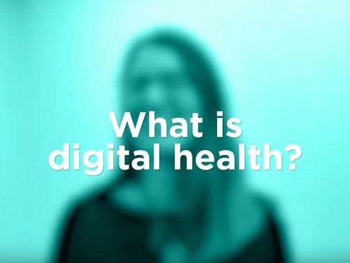 Photo for: What is digital health?