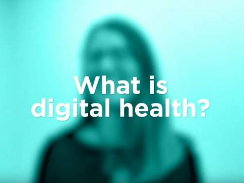 Photo for: Digital health with Sarah Marks