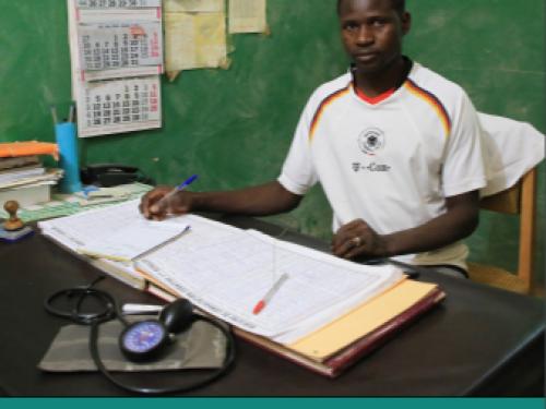 Photo for: Estabelecimento de parcerias com os governos para melhoria da saúde materno-infantil