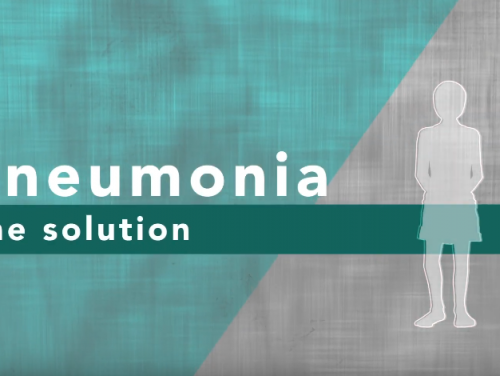 Photo for: Pneumonia: the solution
