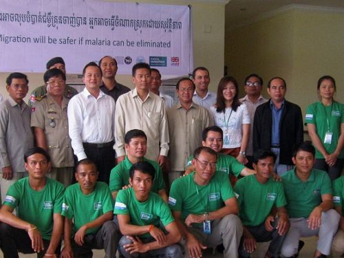 Photo for: Measuring malaria among border-crossers in Southeast Asia