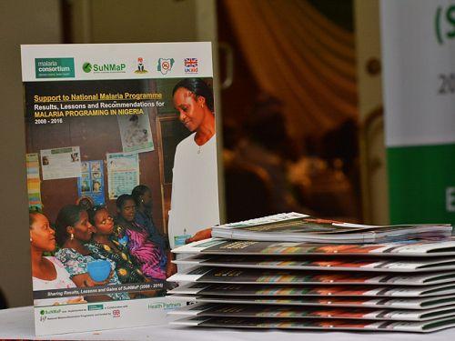 Photo for: Parliamentary report acknowledges success of Malaria Consortium's SuNMaP Nigeria programme