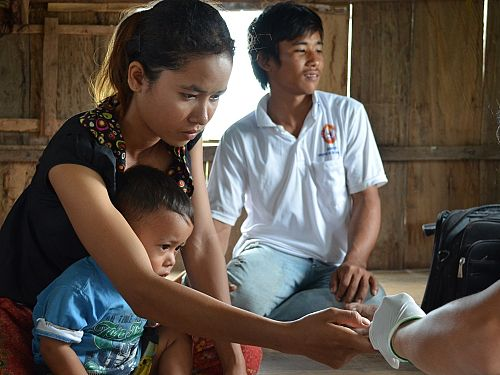 Photo for: Building a malaria information system in Cambodia for elimination