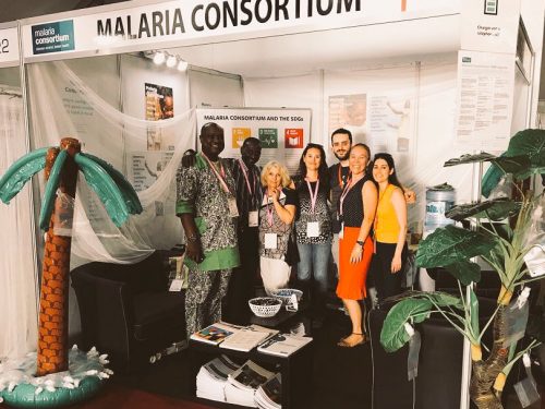 Photo for: Malaria Consortium at MIM: fighting malaria with a shared voice