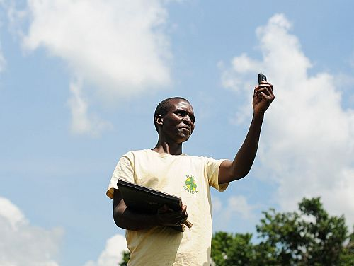 Photo for: Digital health at the forefront of the community response in Mozambique amidst COVID-19 pandemic